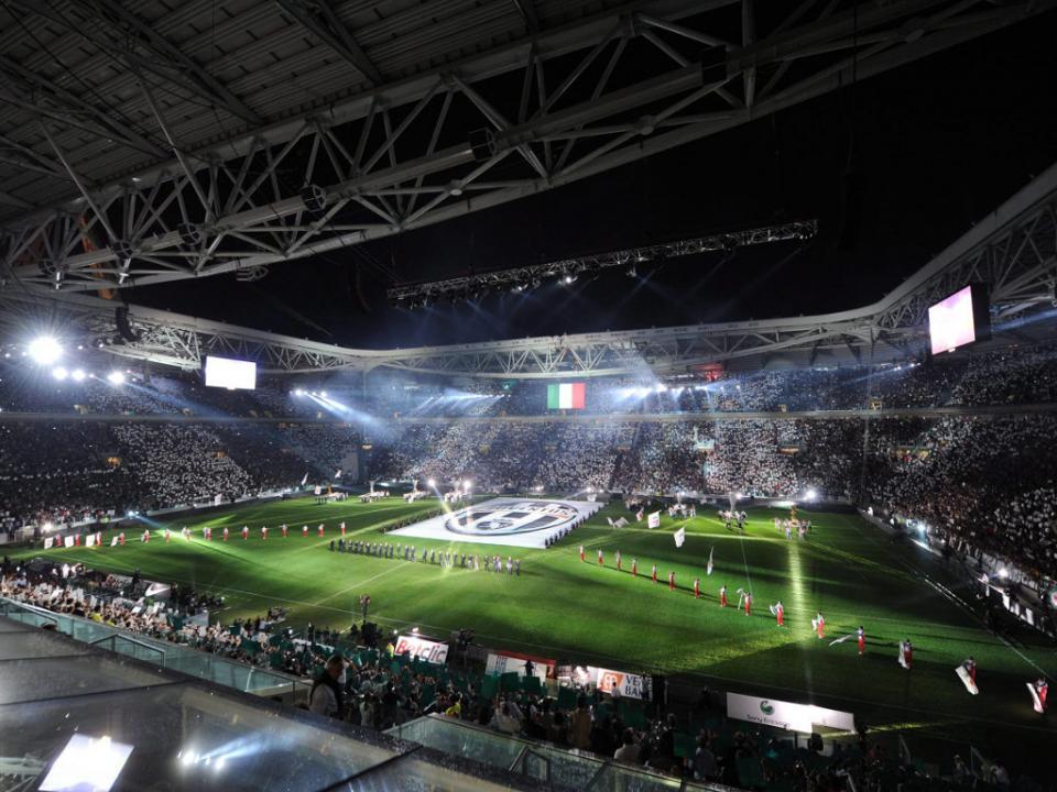 Juventus recorre da interdição de dois setores do estádio