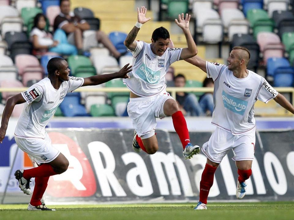 Beira Mar-U. Leiria, 0-1 (crónica)