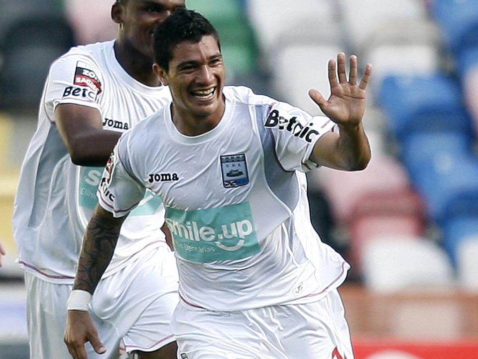 Beira Mar-U. Leiria, 0-1 (destaques)