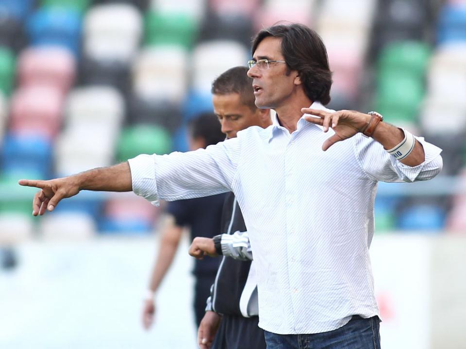 Vítor Pontes assume comando de equipa chinesa