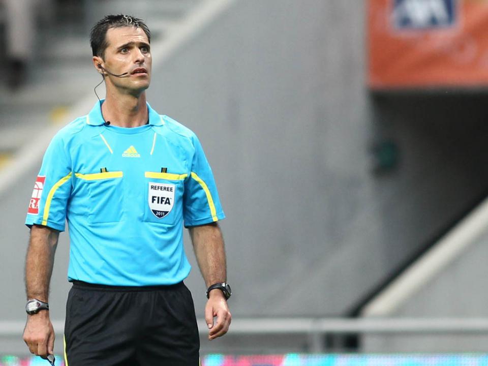 Liga Europa: dois árbitros portugueses nomeados