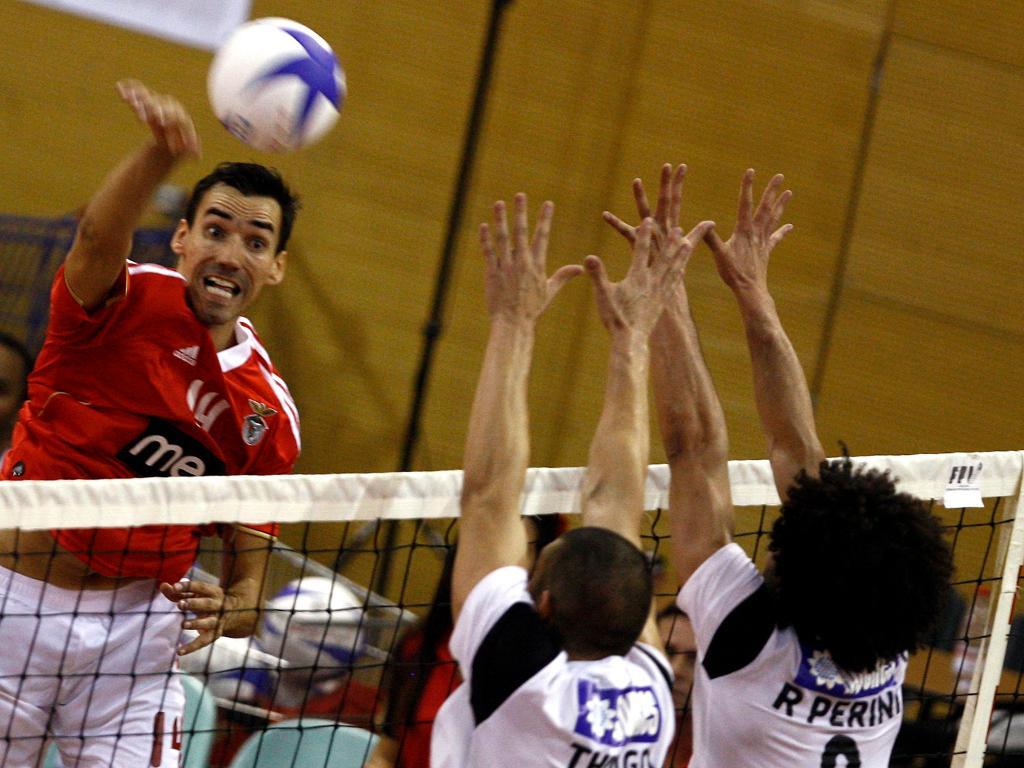 Voleibol: Sporting de Espinho é campeão nacional