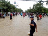 Zezinando na Tailândia: sapos na mesa, crocodilos na rua