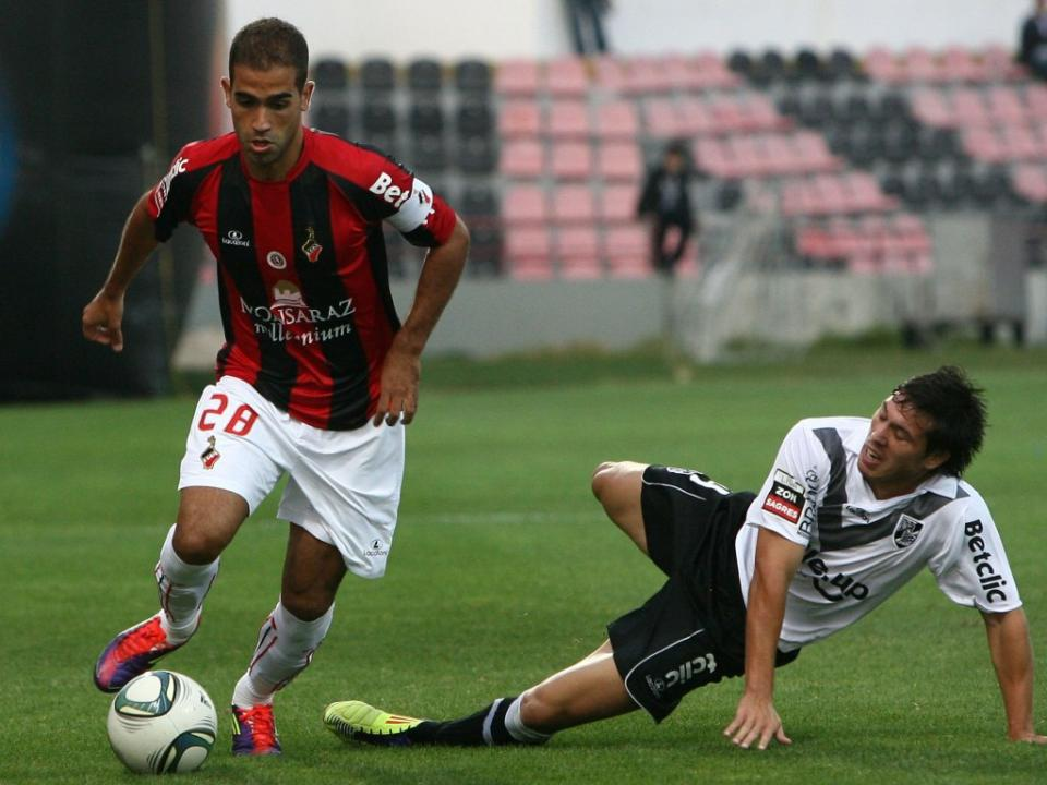 Sporting: João Gonçalves segue para o V. Guimarães