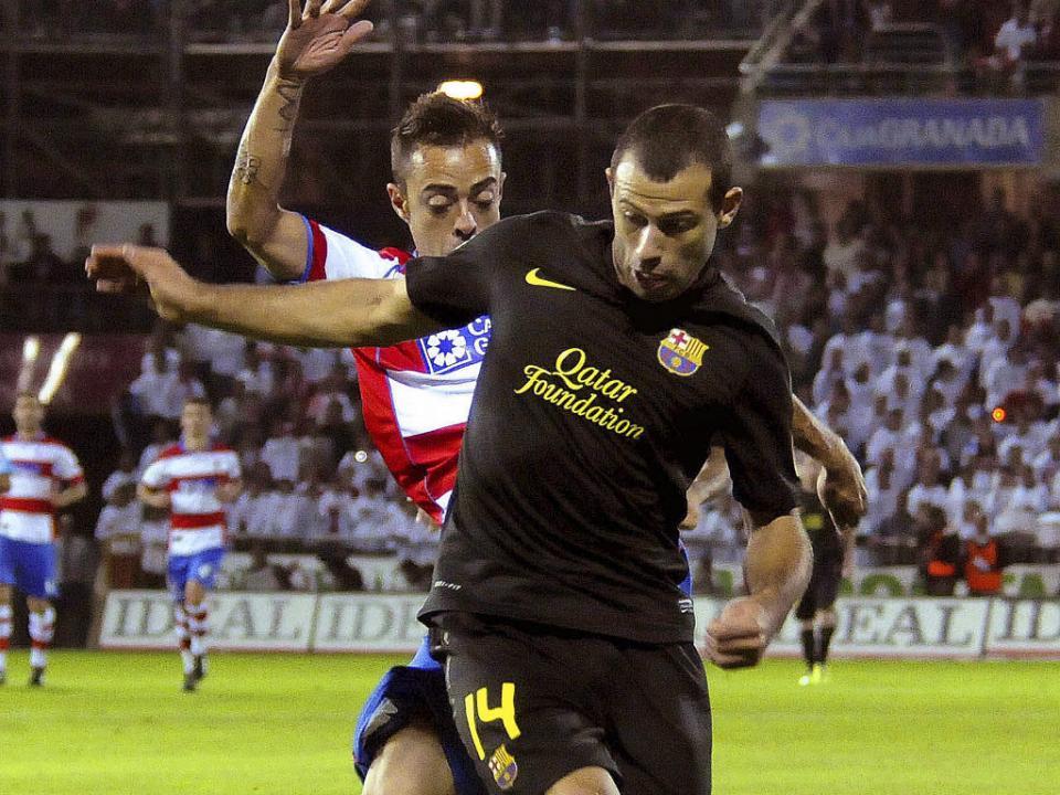 Barcelona reintegra lesionados Cuenca e Afellay