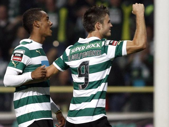 Carrillo e Wolfswinkel