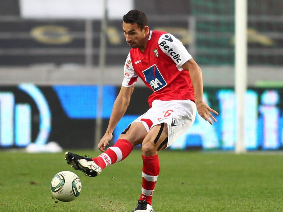 Sp. Braga: Paulo Vinicius sem limitações