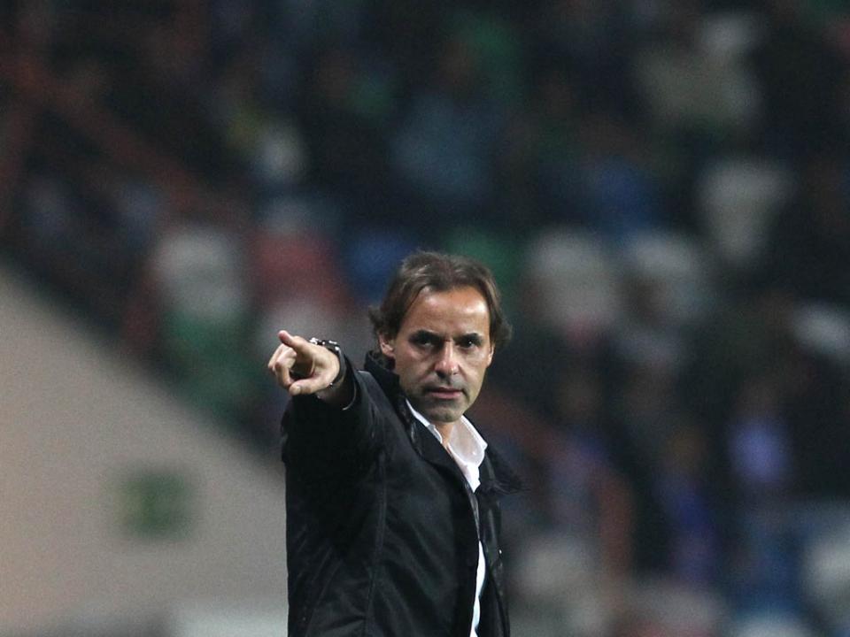 Quim Machado: «Entrámos com medo, mas acreditámos»