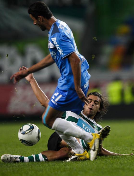 Sporting-U. Leiria (José Sena Goulão/Lusa)