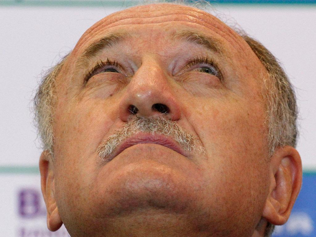 Scolari garante que Pinto da Costa lhe sugeriu não convocar Baía