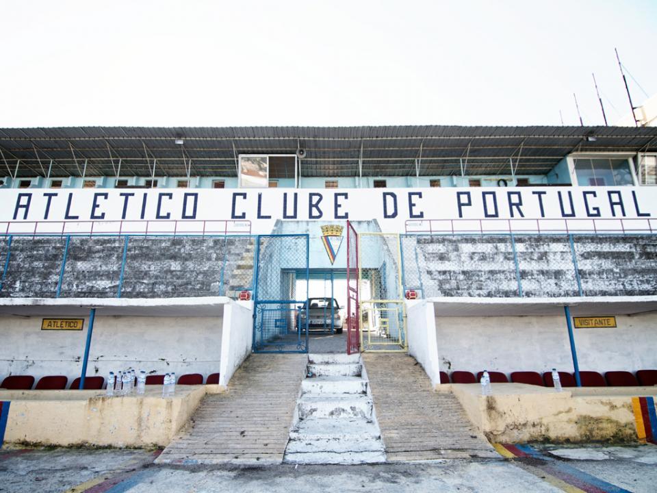 Atlético CP renasce na Tapadinha com linhas de juventude