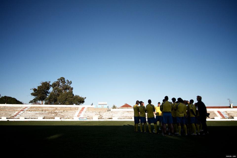 Atlético lembra que tem o título de campeão do Carcavelinhos