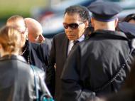 O grande Ali num dia triste
