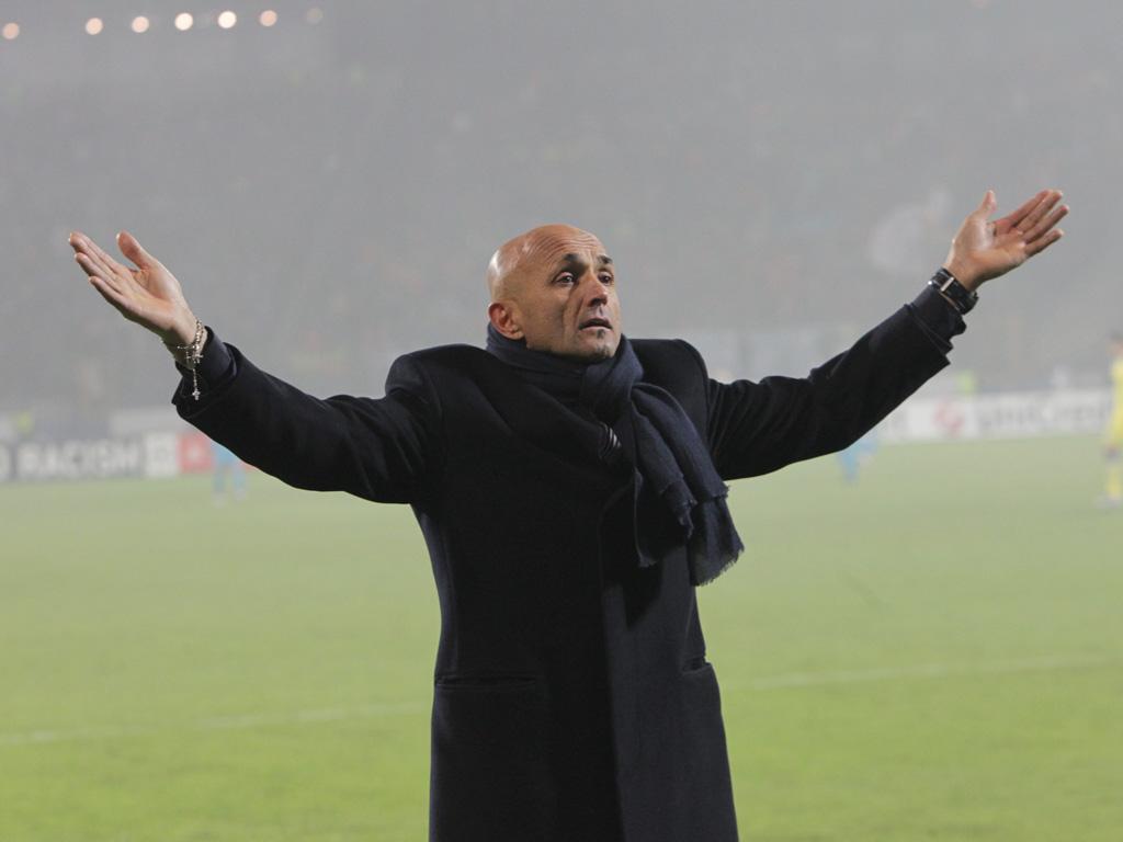 Spalletti: «Comparações com Mourinho deixam-me envergonhado»