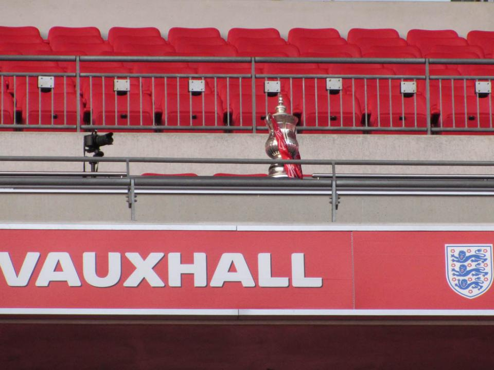 De Wembley ao rochedo: nem todas as Taças são como a nossa