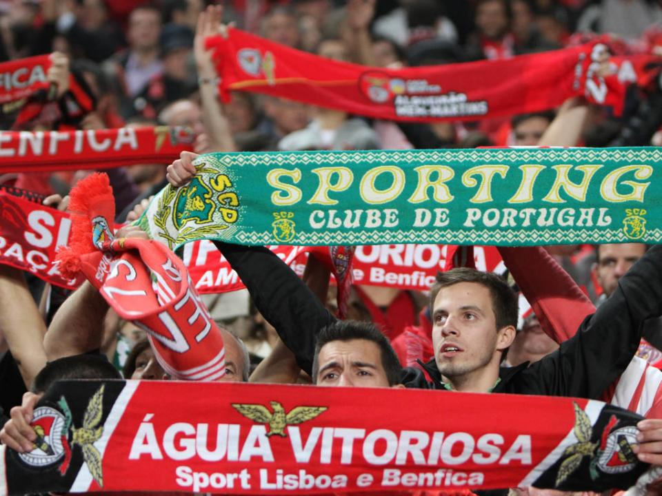 Sporting-Benfica: as dez histórias mais incríveis do dérbi