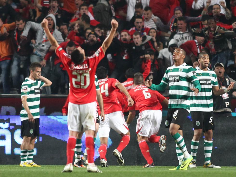 Benfica - Sporting (1-0)