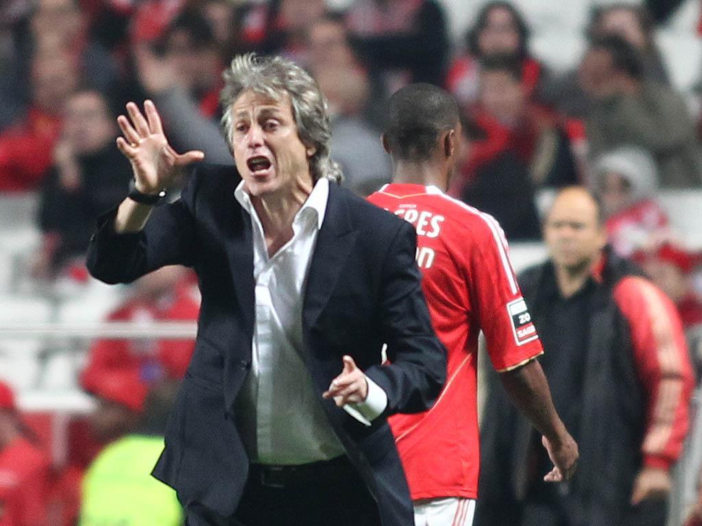 Jesus dá os parabéns ao Gil, Paulo Alves satisfeito com a atitude