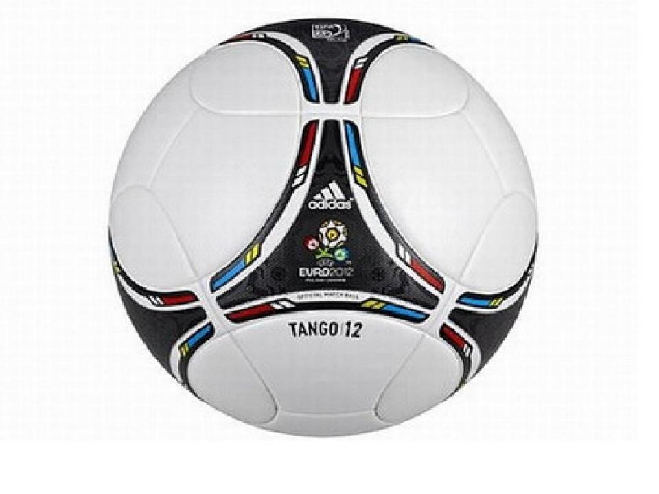 Euro-2012  e a bola chama-se Tango 12  54e117f6ee01c