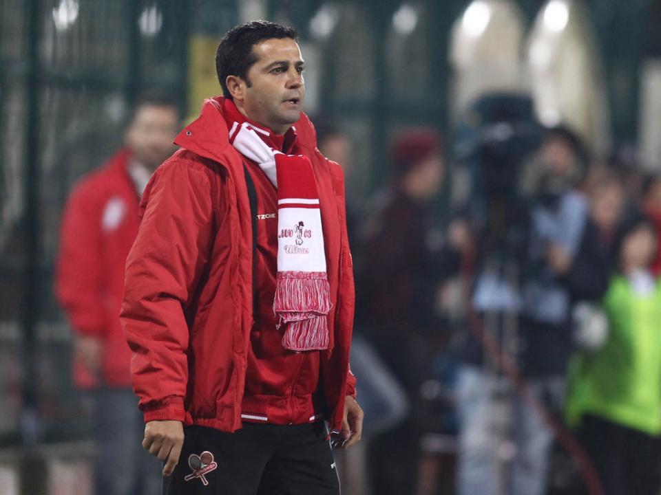 Amora: Litos é o treinador para o regresso aos nacionais