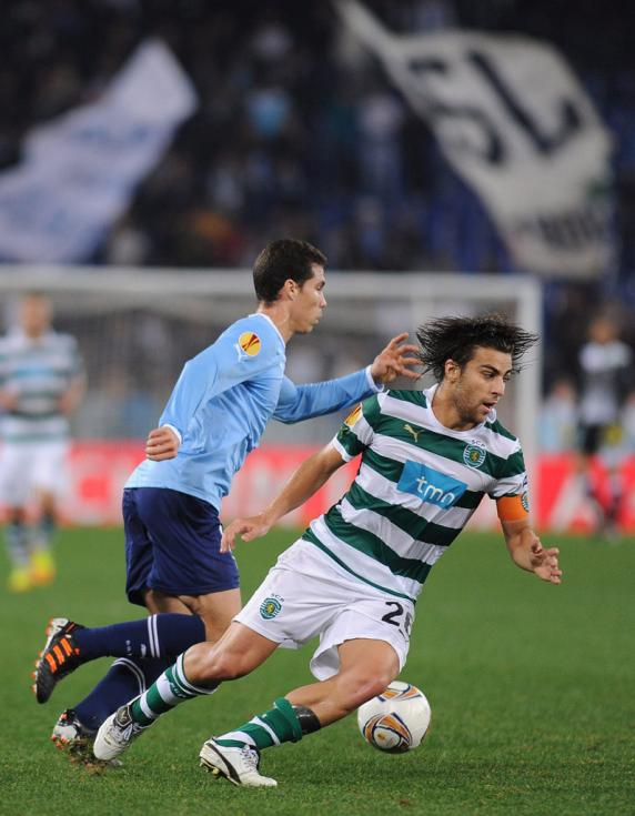 Lazio vs Sporting (EPA/Maurizio Brambatti)