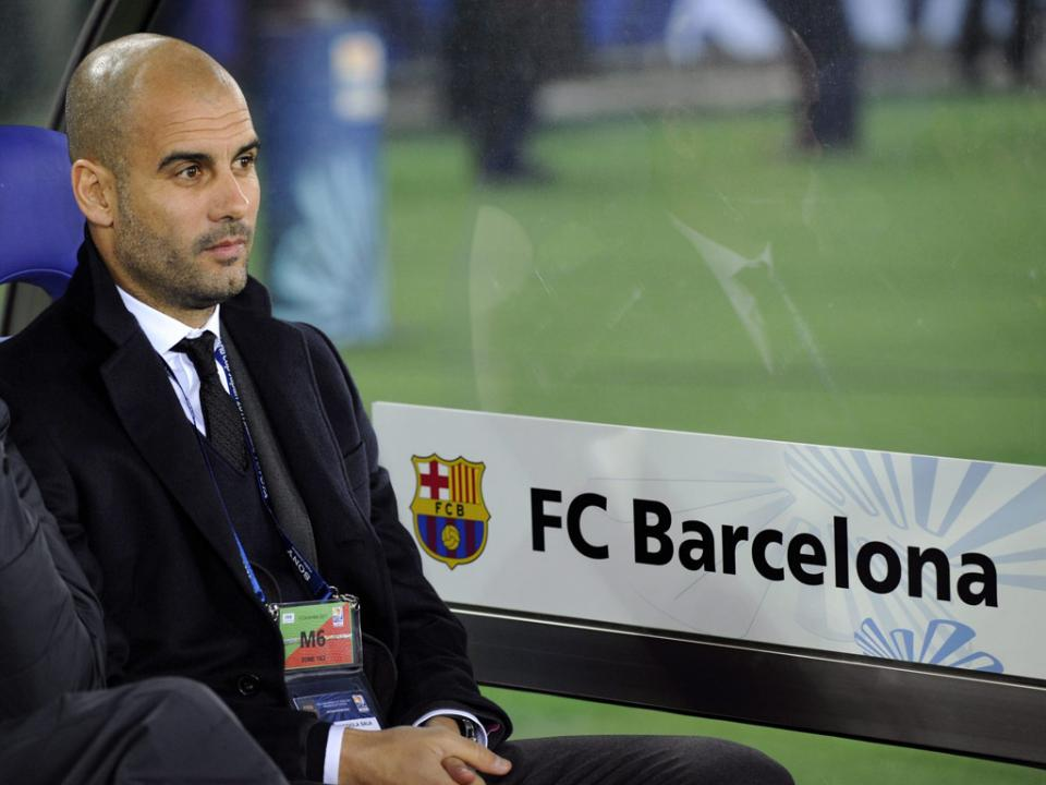 Guardiola descarta Barcelona: «Como treinador acabou»