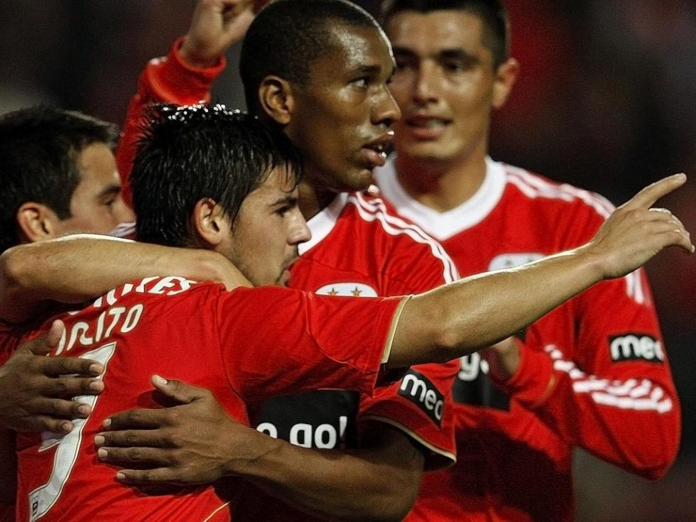 Benfica vs Rio Ave (Tiago Petinga/Lusa)