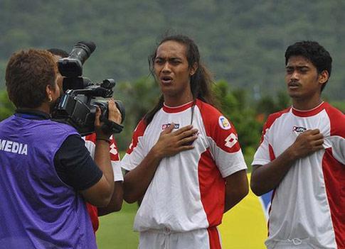 Johnny/Jaiyah Saelua: primeiro transgénero do futebol mundial