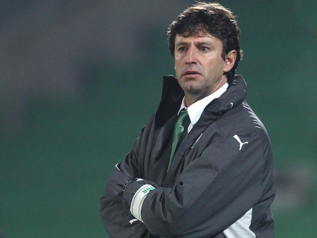 Domingos Paciência é o novo treinador do V. Setúbal