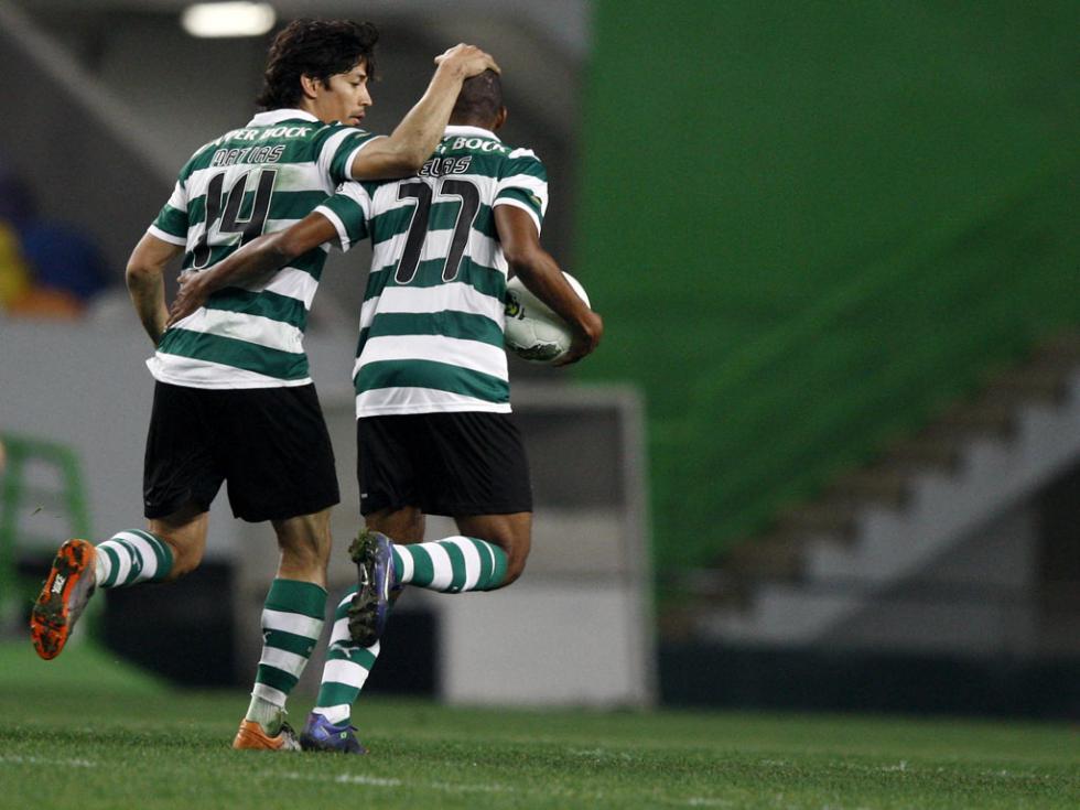 Sporting vs Nacional (EPA/António Cotrim)