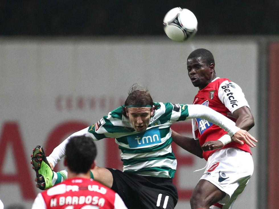 SC Braga - Sporting (2-1)