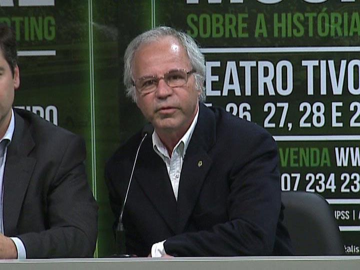 Carlos Barbosa deixa vice-presidência do Sporting