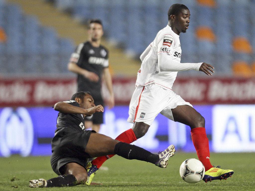 Djaniny direto: «Não quero jogar no Benfica B!»