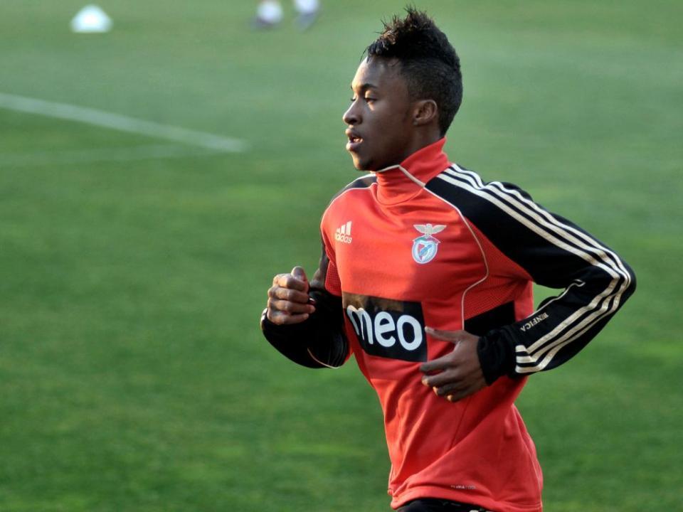 Yannick Djaló rescinde com o Benfica e vai jogar na Tailândia