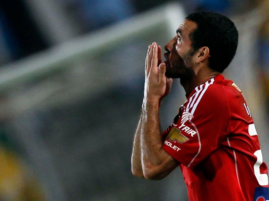 Lenda do futebol egípcio inscrito em lista de terroristas