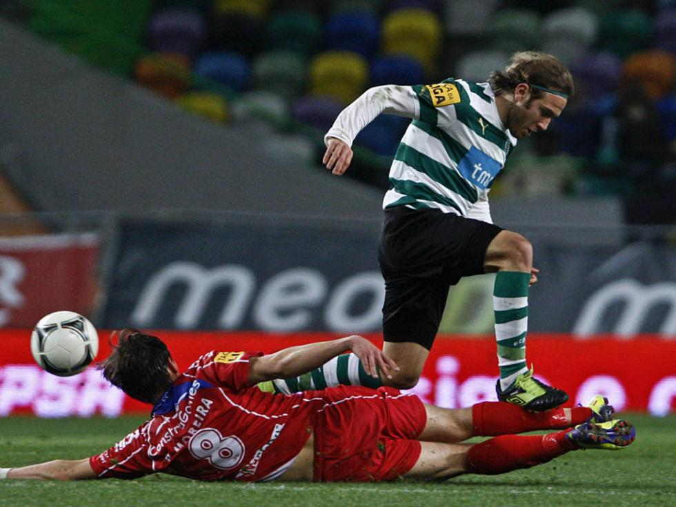 Sporting vs Gil Vicente (Manuel de Almeida/LUSA)