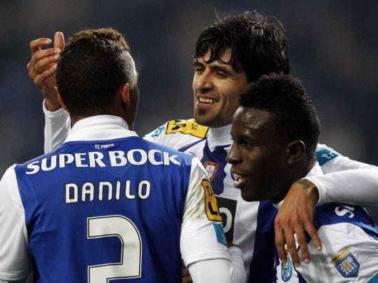Danilo: «Lucho e Janko são bons reforços em qualquer equipa»
