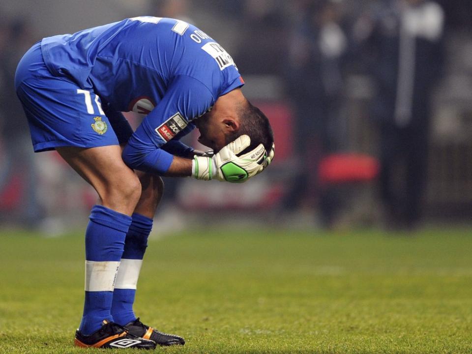 Ricardo perde eleições da Associação de Futebol do Algarve
