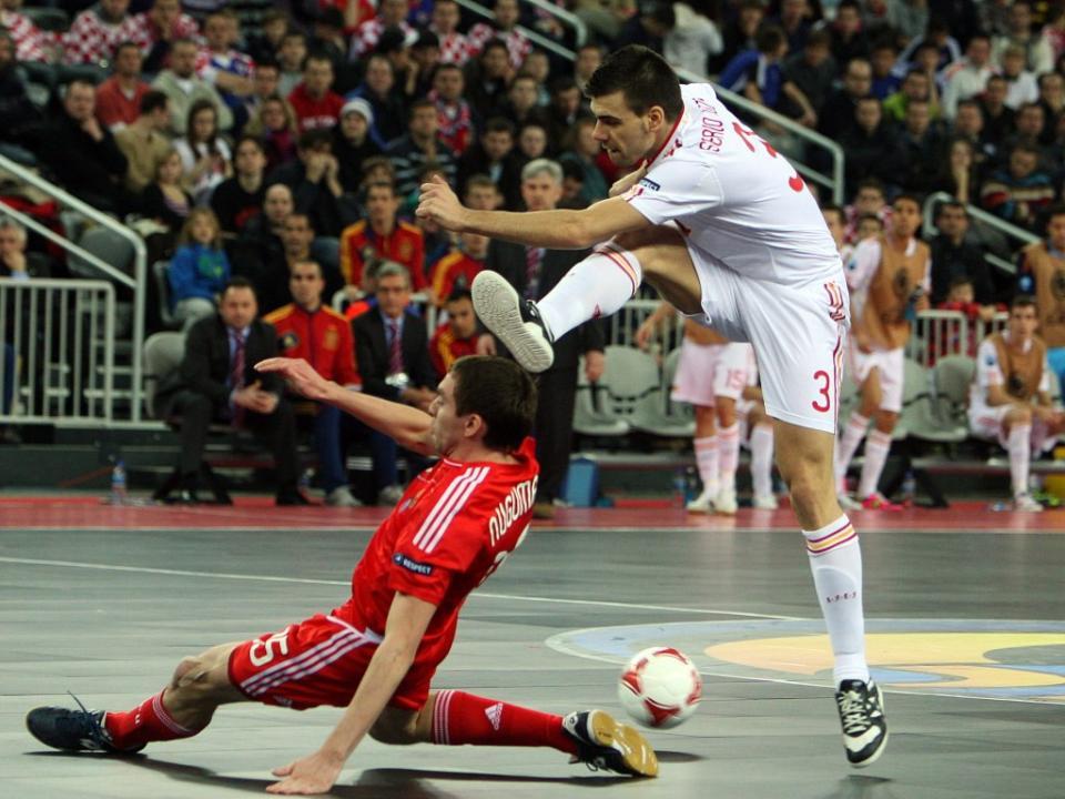 50cc4b71162d8 Futsal  Espanha outra vez campeã da Europa