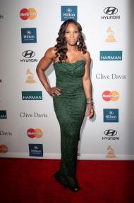 Serena Williams - Festa pré-Grammy organizada por Clive Davis Foto: Reuters