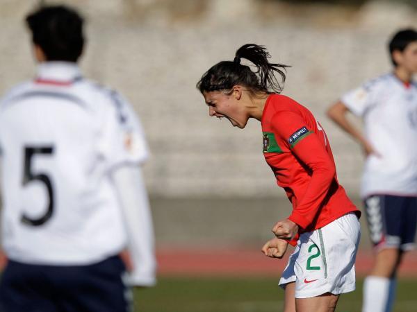 Euro 2013: seleção feminina com duas novidades