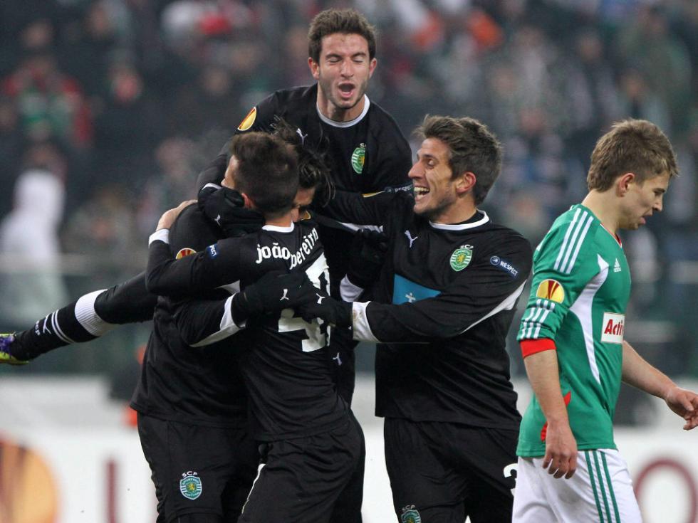 Legia-Sporting [Foto: Bartlomiej Zborowski/EPA]