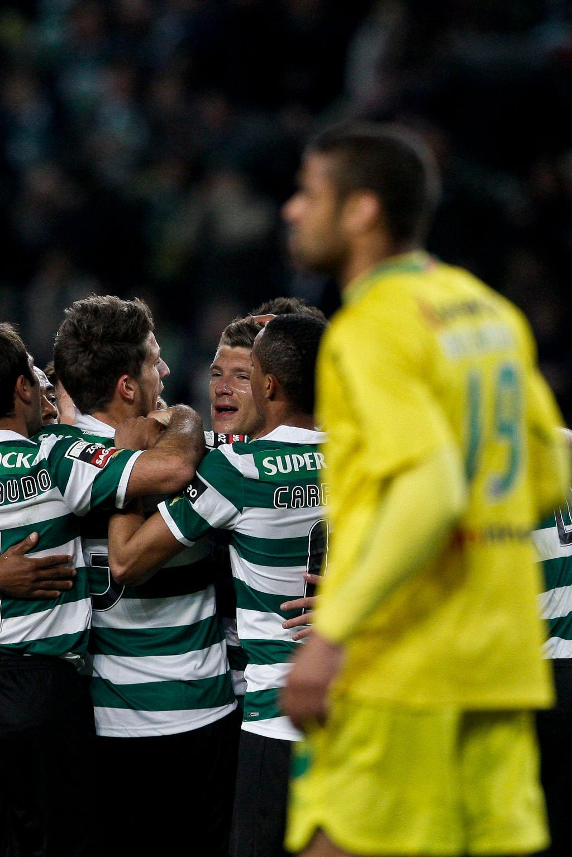 Sporting defronta P. Ferreira por duas vezes a abrir 2013