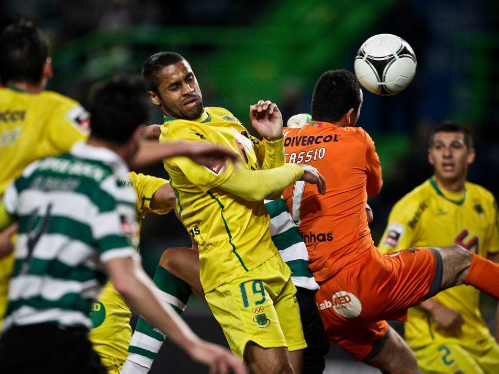 Sporting-Paços de Ferreira [Foto: Mário Cruz/Lusa]