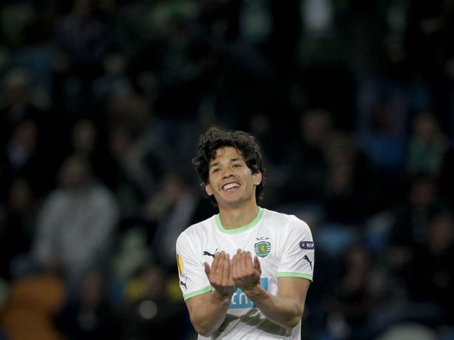 Sporting vs Legia (Mário Cruz/LUSA)