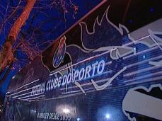 F.C. Porto a caminho da Luz
