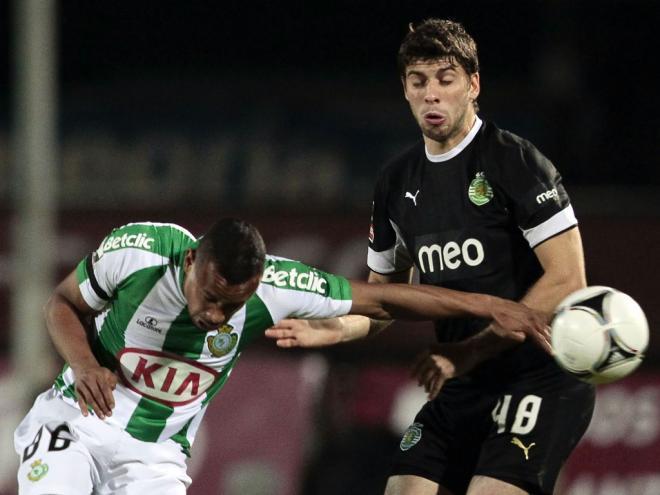 V. Setúbal vs Sporting (António Cotrim/Lusa)