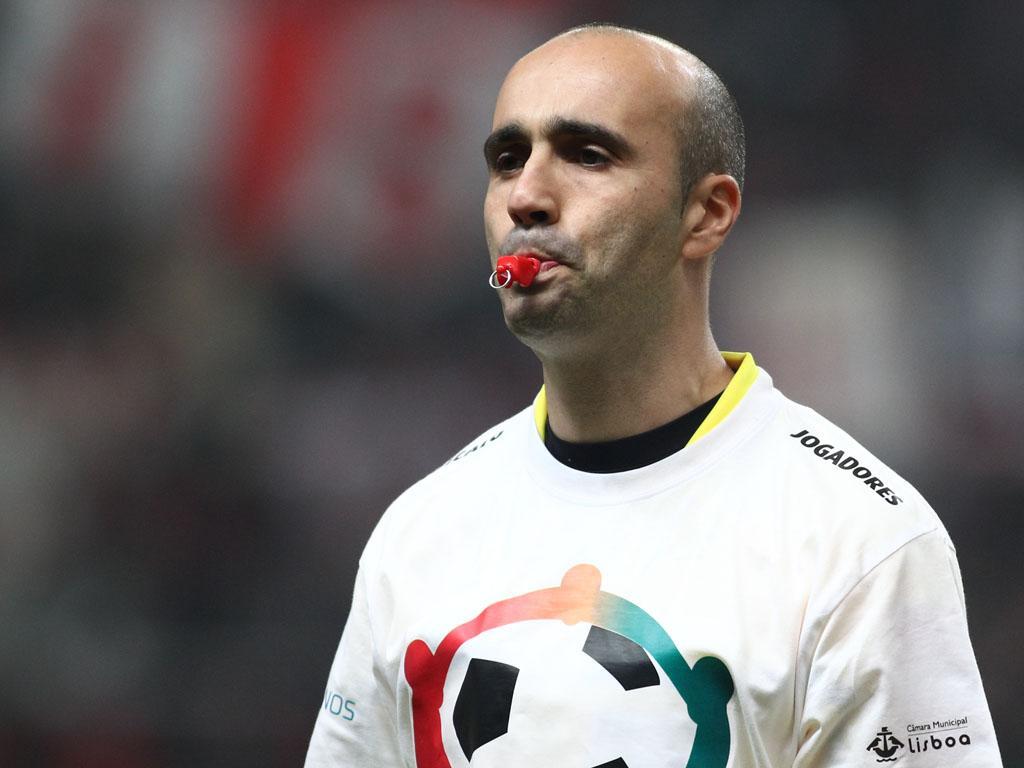 João Capela: «Não vejo o futuro do futebol sem o VAR»