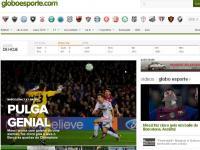 Globo Esporte (Brasil): «Pulga genial»