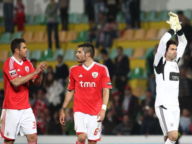 P. Ferreira - Benfica (FOTOS: Catarina Morais)